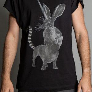 Woiperdinger t-shirt/schwarz limitiert